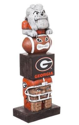 Georgia Tiki Totem Statue