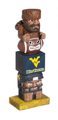 West Virginia Tiki Totem Statue