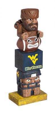 West Virginia Tiki Totem Statue