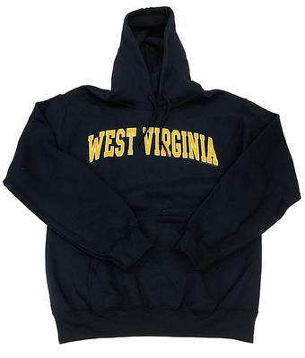 West Virginia Arch Hooded Sweatshirt