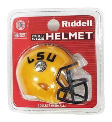 LSU Pocket Helmet