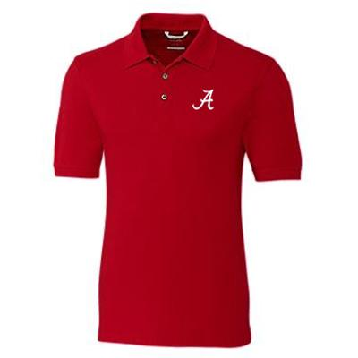 Alabama Cutter And Buck Advantage DryTec Polo