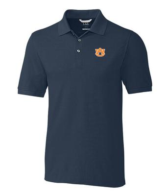 Auburn Cutter And Buck Advantage DryTec Polo