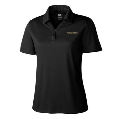 Florida State Cutter And Buck Women's DryTec Genre Polo