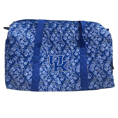 Kentucky Eagle Wings Bloom Large Duffle Bag