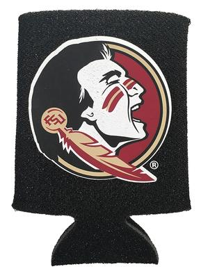 Florida State Glitter Can Coozie