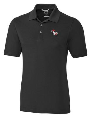 NC State Cutter And Buck Advantage Alt Logo DryTec Polo