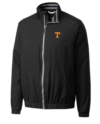 Tennessee Cutter And Buck Nine Iron Full Zip Jacket