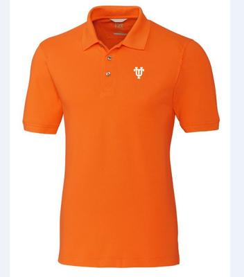 Tennessee Cutter And Buck Advantage Alt Logo DryTec Polo