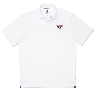 Virginia Tech Johnnie-O Birdie Jersey Polo