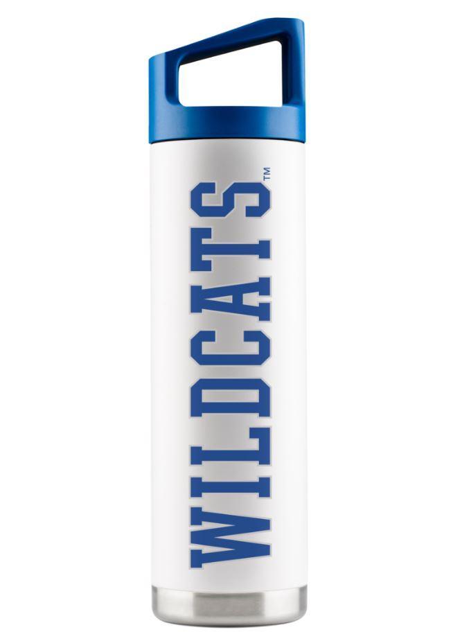 Kentucky Gametime Sidekick 22oz Steel Water Bottle