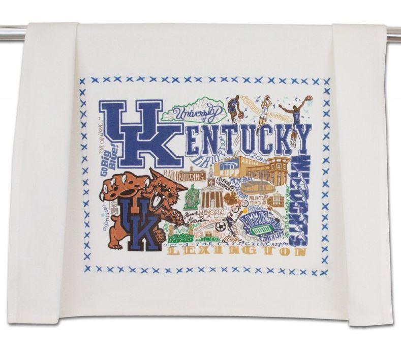 Kentucky Dish Towel