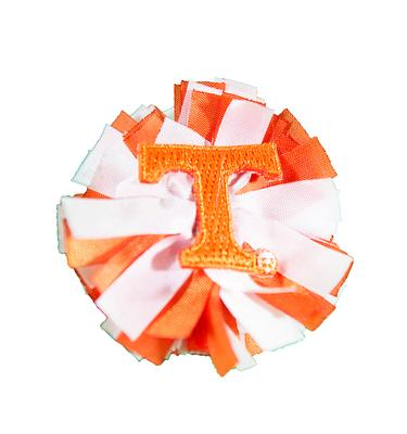 Tennessee Power T Clippie Hair Bow