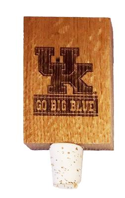 Kentucky Timeless Etching Bottle Stopper