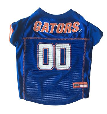 Florida Pet Mesh Football Jersey