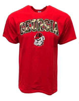 Georgia Camo Fill Arch T-Shirt