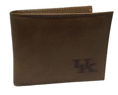 Kentucky Embossed Bifold Wallet