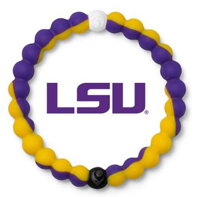 Louisiana State University Gameday Lokai Bracelet