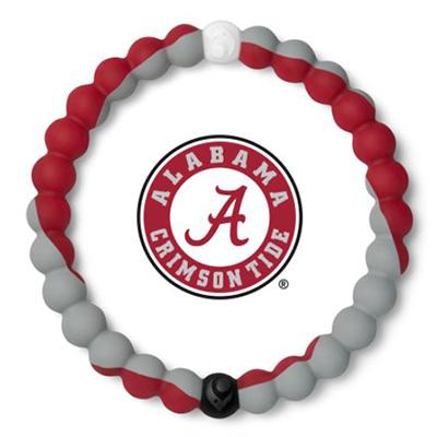 University of Alabama Gameday Lokai Bracelet