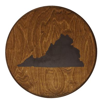 State of Virginia Lazy Susan