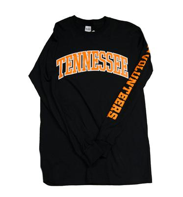 Tennessee Long Sleeve Arch Tee