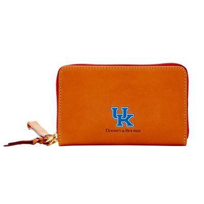 Kentucky Dooney & Bourke Zip Around Phone Wristlet