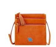 Kentucky Dooney & Bourke Triple Zip Crossbody Bag