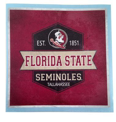 Florida State Vintage 4