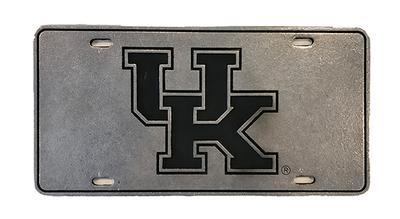 Kentucky Interlocking UK License Plate