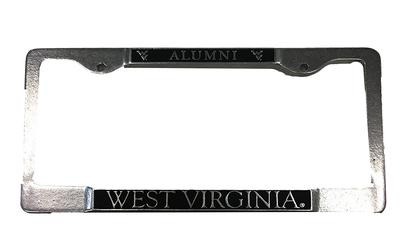 West Virginia Alumni License Plate Frame