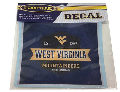 West Virginia Vintage 4