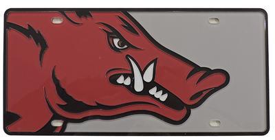 Arkansas Mega Logo License Plate