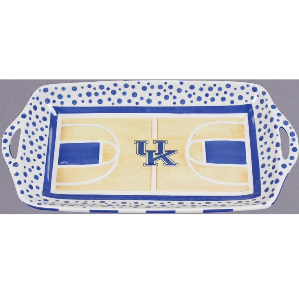 Kentucky Magnolia Lane Basketball Court Tray