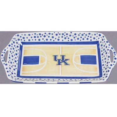 Kentucky Magnolia Lane Basketball Court Tray