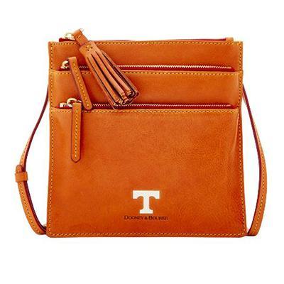 Tennessee Dooney & Bourke Triple Zip Crossbody Bag