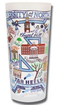 UNC College Town Glass