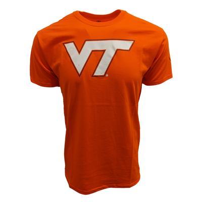 Virginia Tech Logo T-Shirt ORANGE
