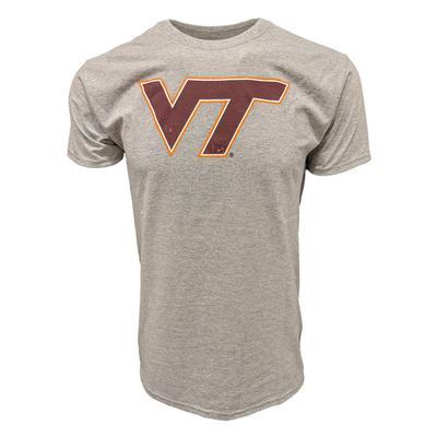 Virginia Tech Logo T-Shirt OXFORD