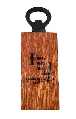 Florida State Timeless Etchings Mini Bottle Opener