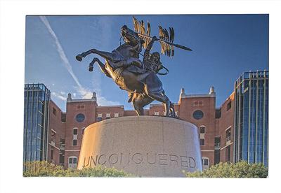 Florida State Unconquered State 16
