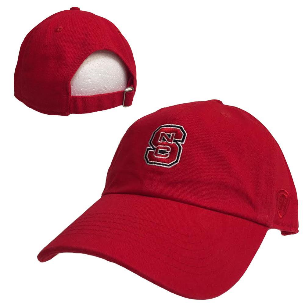 Nc State 3d Mini Logo Cotton Hat
