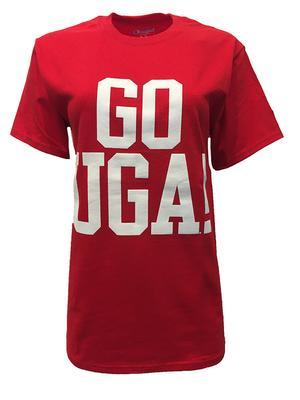 Georgia Women's GO UGA Tee