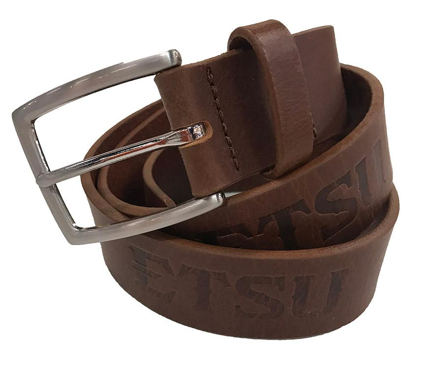 Etsu Alpha Men's Leather Belt