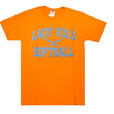 Tennessee Lady Vols Softball T-shirt