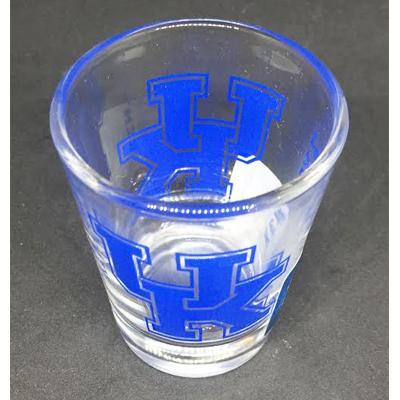 Kentucky 2oz Collectible Gameday Shot Glass