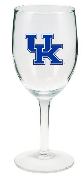 Kentucky 16oz Gameday Wine Glass