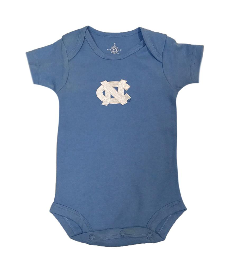 Unc Solid Infant Onesie