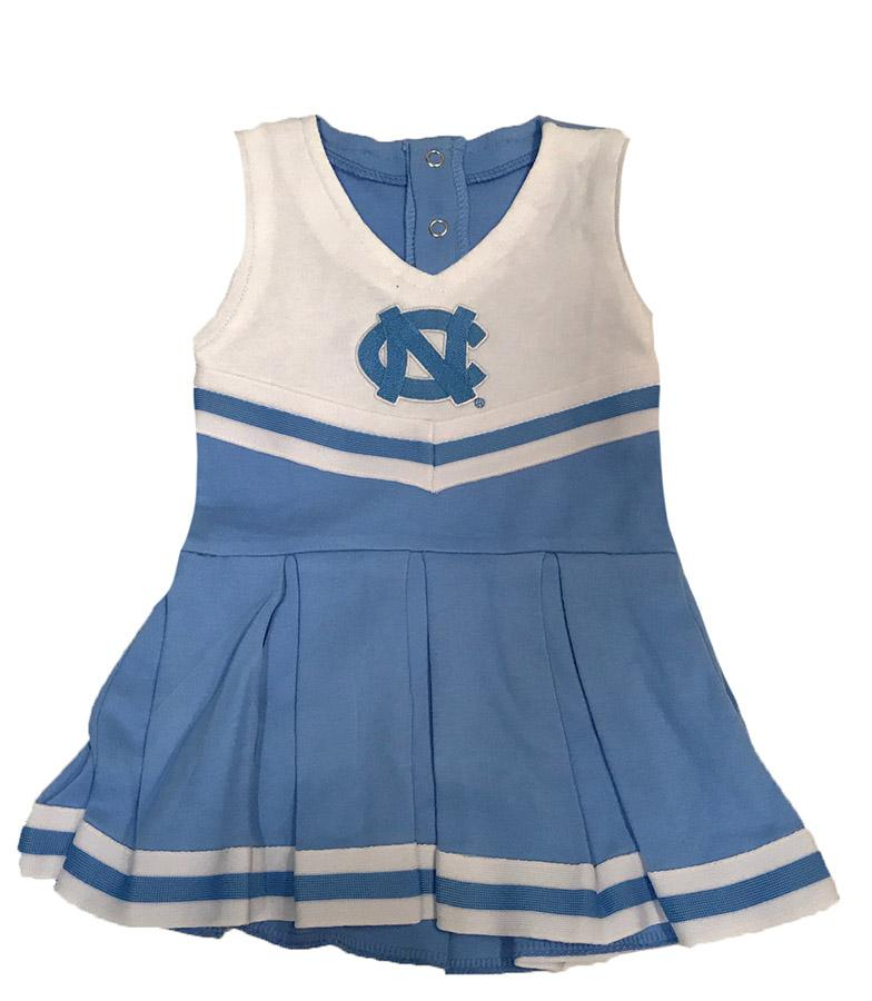 Unc Infant Cheerleader Outfit