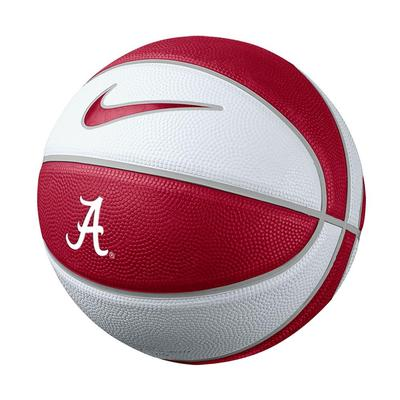 Alabama Nike Mini Rubber Basketball