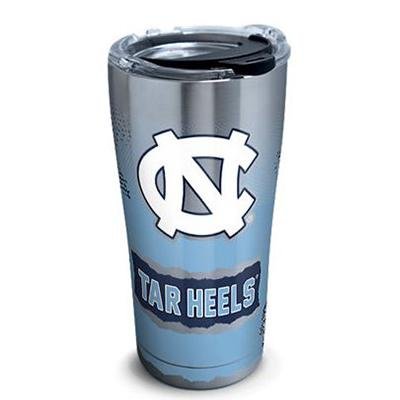 UNC Tervis Knockout 20 oz Stainless Steel Tumbler